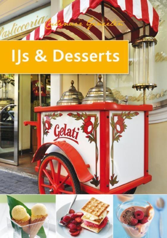 IJs en Dessert Boeken