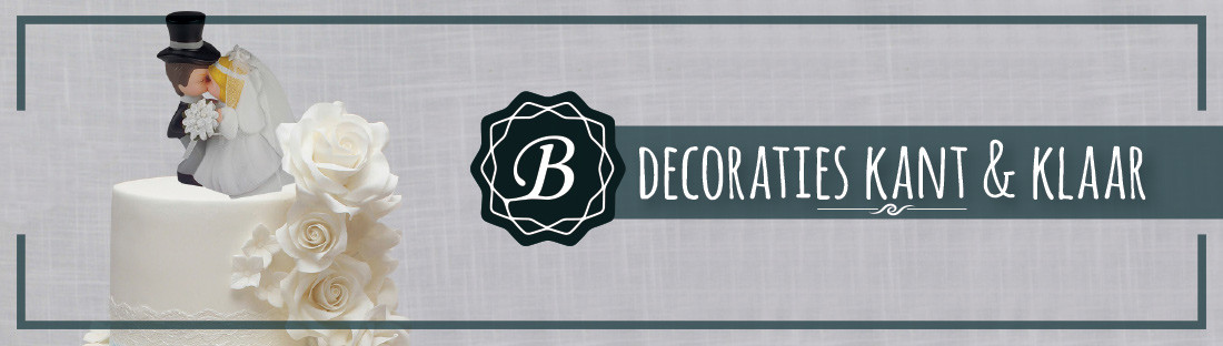 Decoraties Kant en Klaar