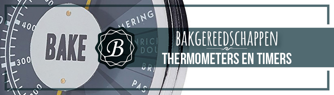 Thermometers en Timers