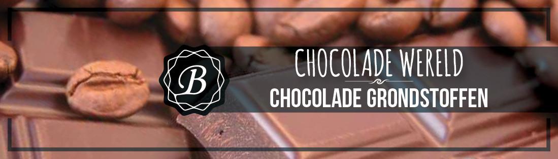 Chocolade Grondstoffen