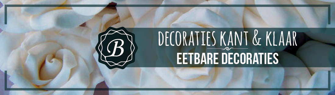 Eetbare Decoraties