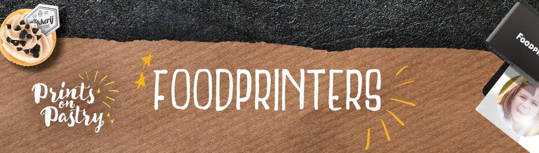 Foodprinters