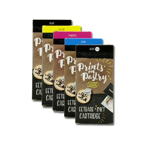 Eetbare Inkt Cartridges