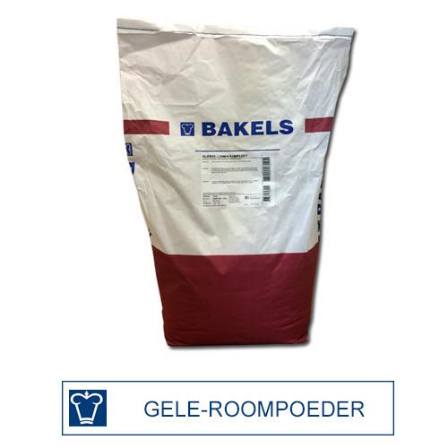 Afbeelding van Bakels Banketbakkersroompoeder (gele room) 15 kg