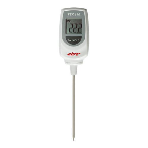 Afbeelding van Thermometer digitaal geijkt 50 tot +350C. Ebro TTX110