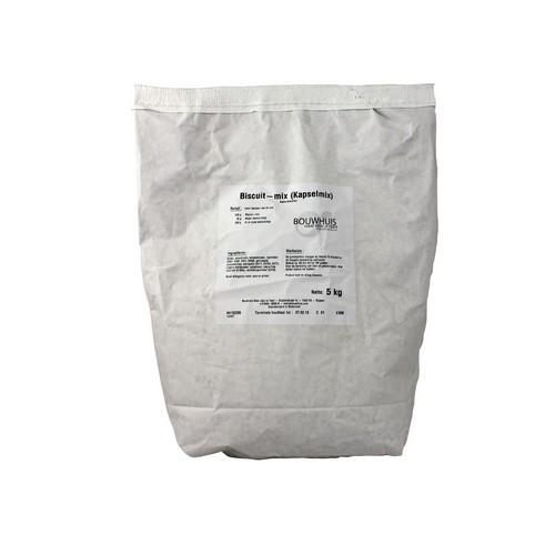 Afbeelding van Damco Biscuit mix (kapselmix) 5kg