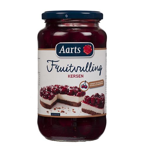 Afbeelding van Aarts Fruitvulling Kersen 580ml