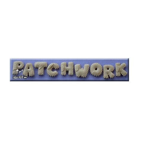 Afbeelding van AM Mold letters Patchwork