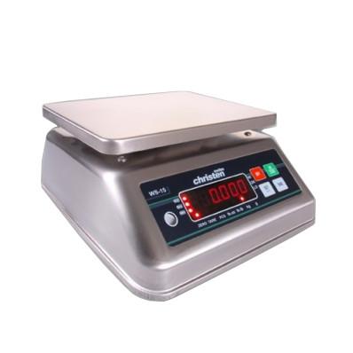 Afbeelding van Bankweegschaal Christen WS 15 kg / 2 gr.