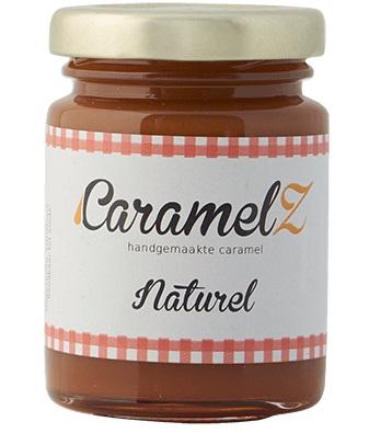 Afbeelding van Caramel Naturel 110 gram