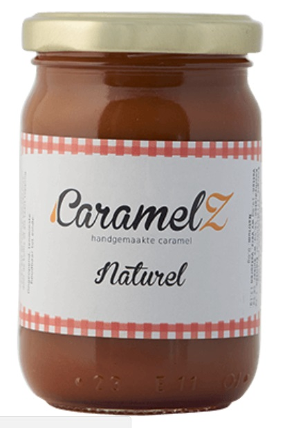 Afbeelding van Caramel Naturel 225 gram