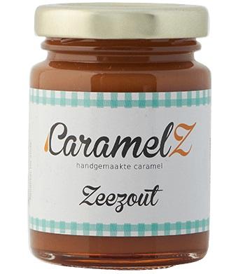 Afbeelding van Caramel Zeezout 110 gram