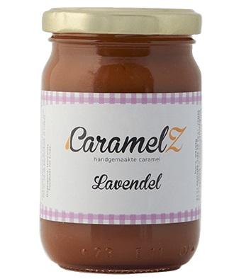 Afbeelding van Caramel Lavendel 110 gram
