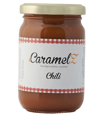 Afbeelding van Caramel Chili 110 gram