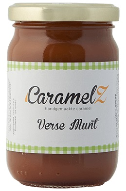 Afbeelding van Caramel Verse Munt 110g