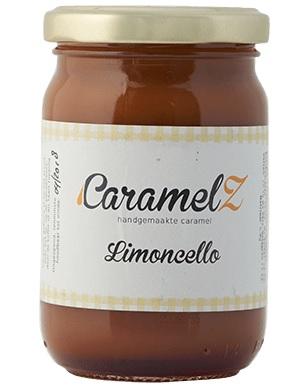 Afbeelding van Caramel Limoncello 110 gram