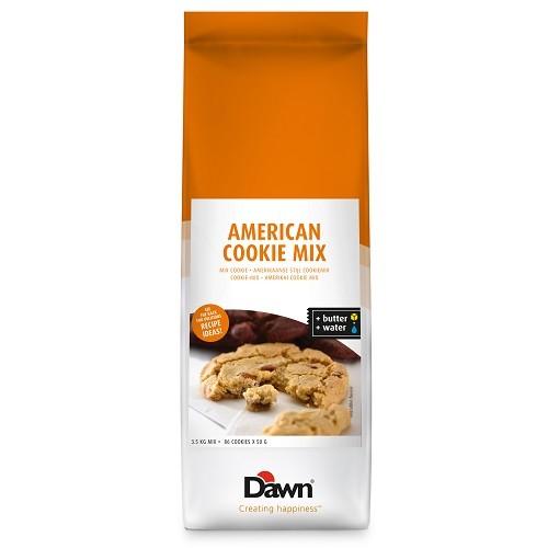 Afbeelding van Dawn American Cookie mix 3,5kg