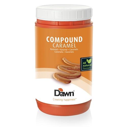 Afbeelding van Dawn Compound Caramel 1kg