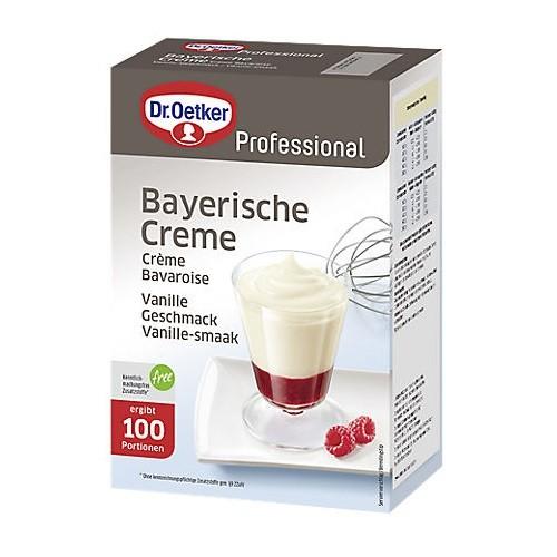 Afbeelding van Dr.Oetker Prof. Basis voor Bavarois 1kg