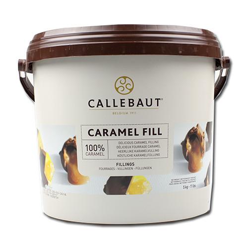 Afbeelding van Callebaut Caramel vulling 5kg