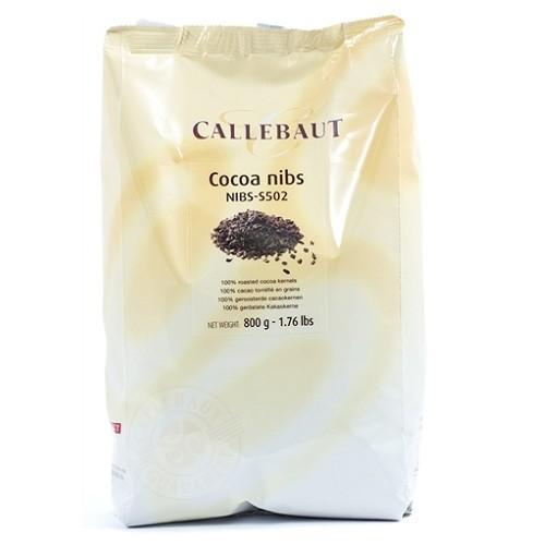 Afbeelding van Callebaut Cacao Nibs 800gram