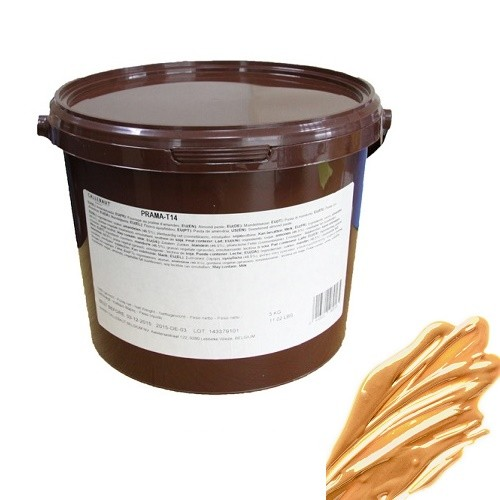 Afbeelding van Callebaut Amandel Praline vulling 5kg