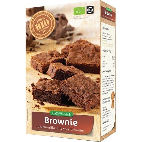 Afbeelding van Brownie Mix Biologisch 420 gram