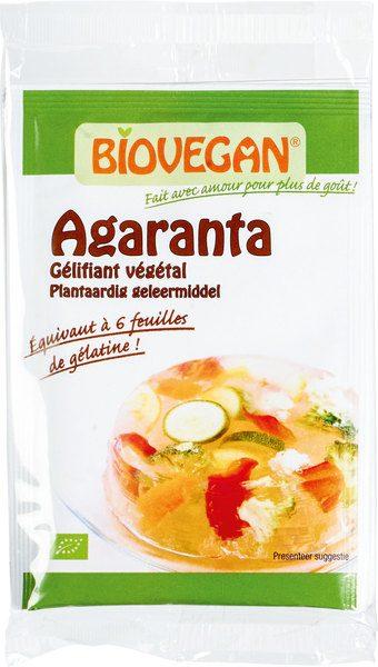 Afbeelding van Agaranta Biologisch 3x6 gram