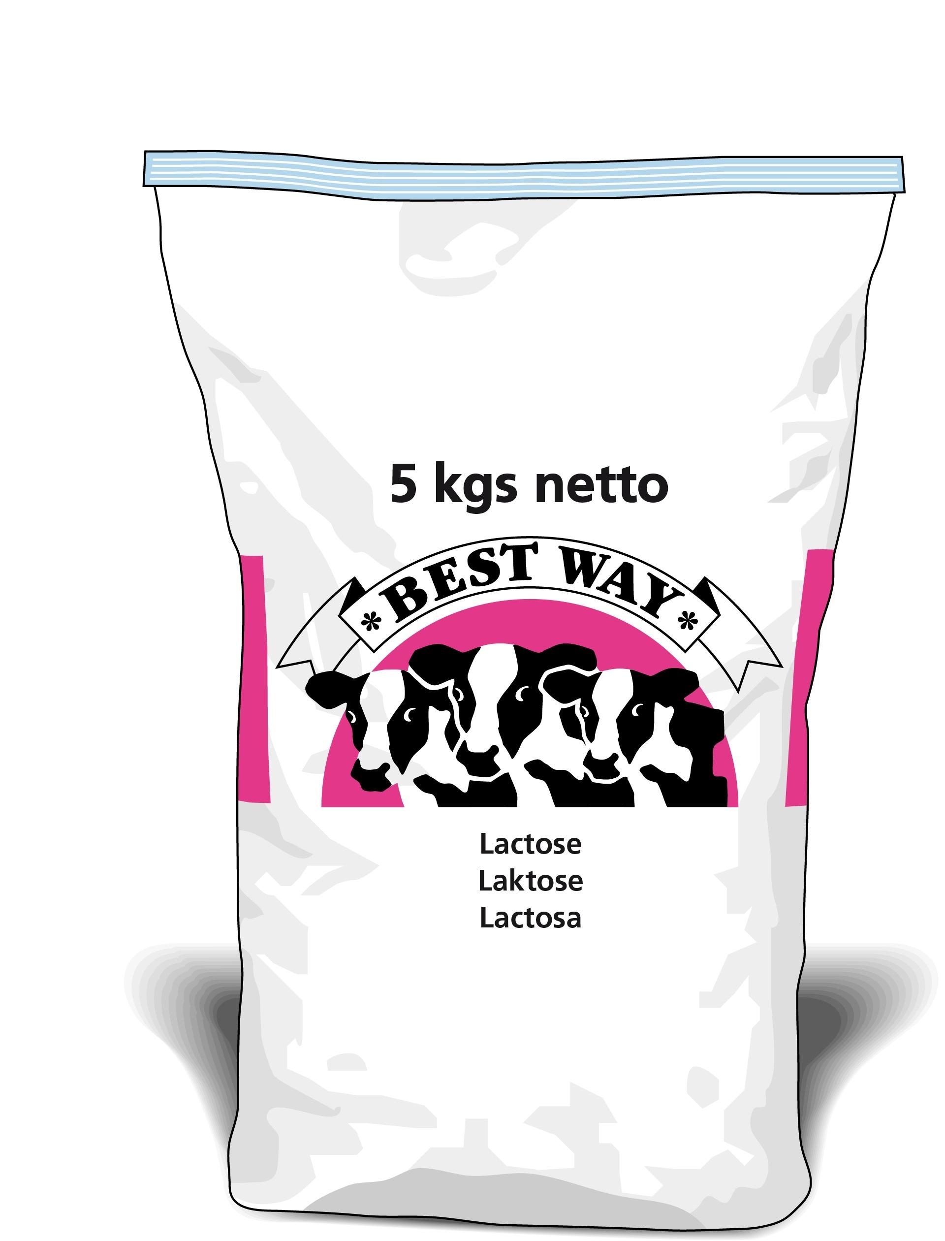 Afbeelding van Lactose 5kg