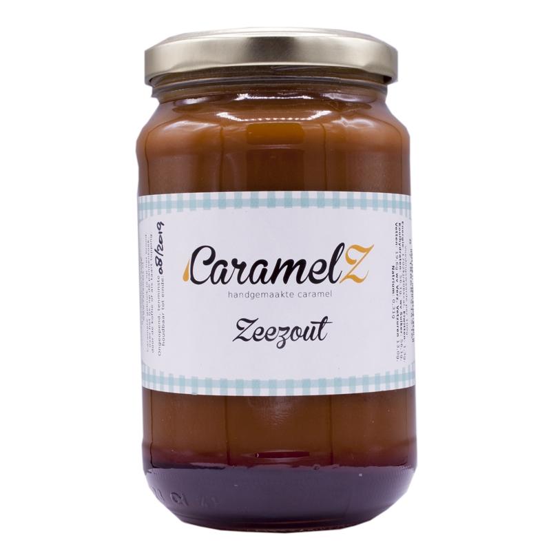 Afbeelding van Caramel Zeezout 400 gram