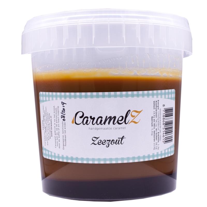 Afbeelding van Caramel Zeezout 1kg